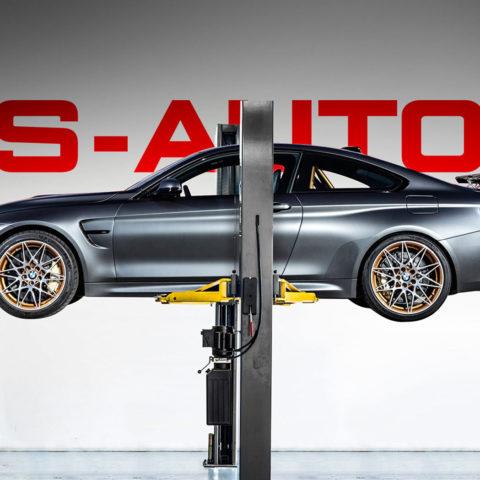 Сайт для автоцентра ATS-AUTO